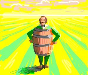 Harold the barrel